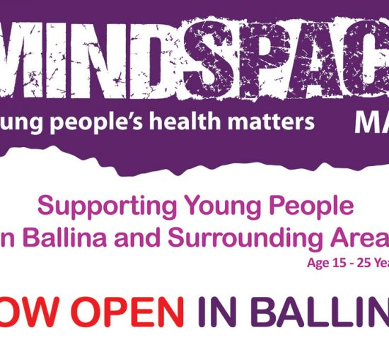 Mindspace Mayo Launches Outreach Service in Ballina